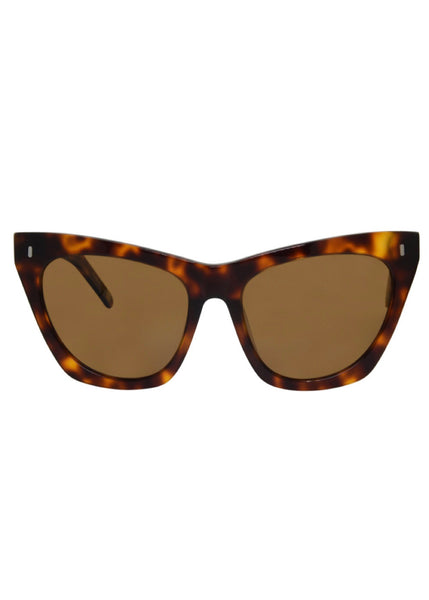 Costa Mesa Boutique I-sea lexi tortoise sunglasses 1