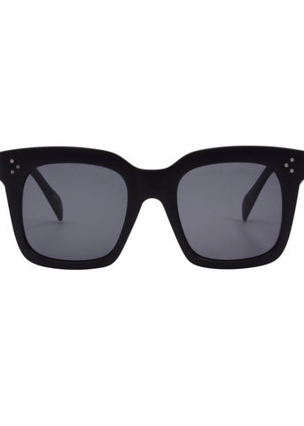 OC Boutique Waverly black sunglasses Isea 1