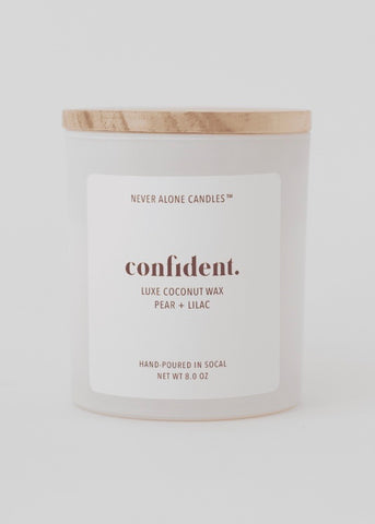 Confident Candle