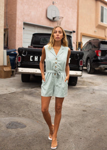 Relax Romper by MINK PINK