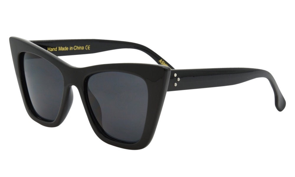 Newport Beach boutique i-sea sunglasses ashbury black 2