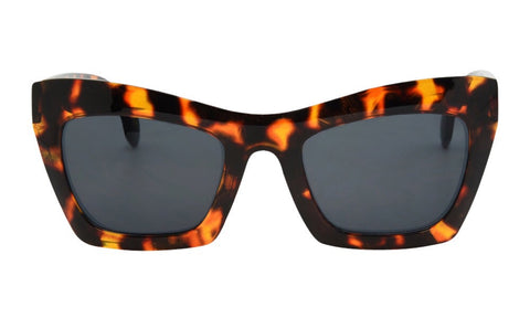 Newport Beach Boutique I-sea sunglasses Oasis Tortoise 1