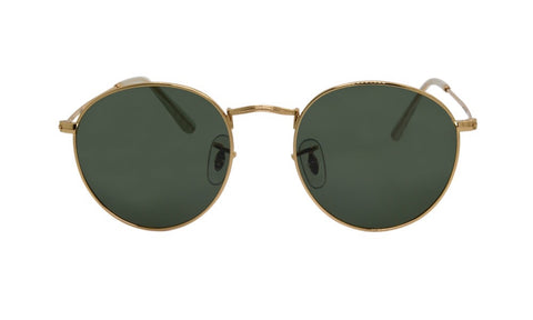 Newport Beach Boutique I-sea Sunglasses London Gold with polarized lens 1