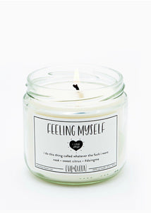 Feeling Myself Candle