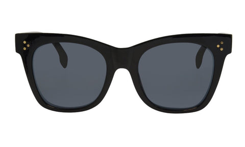 Newport Beach Boutique I-Sea sunglasses Stevie Black 1