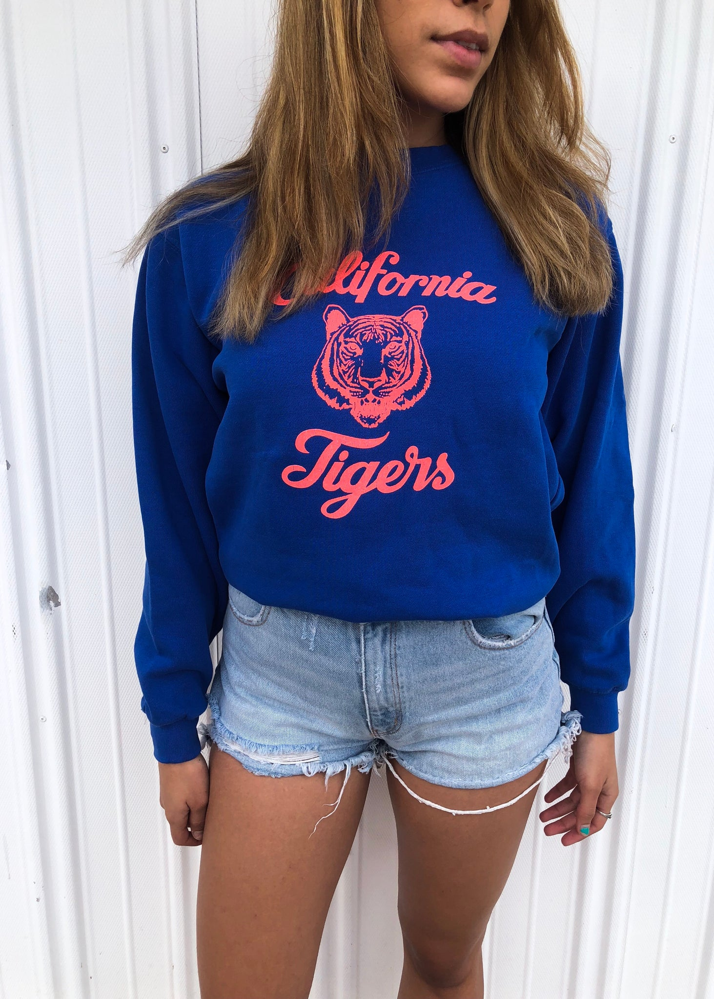 California Tigers Sweatshirt
