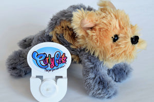 CURLY PETZ - Yorkie & FREE Wall Mount