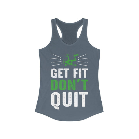 Get Fit Don't Quite Racerback Tank Top