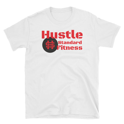 Hustle Standard Fitness Unisex T-Shirt-3 Color Options