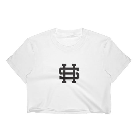 HSCO Logo Women's Crop Top