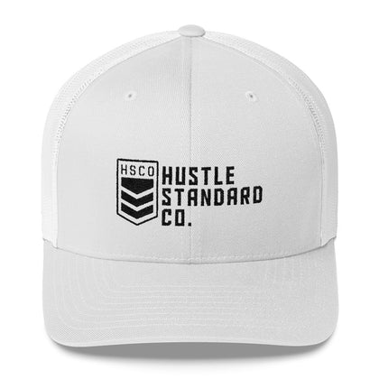 HSCO Trucker Cap - Hustle Standard Co.