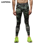 Mens Camo Compression Pants-4 Color Options