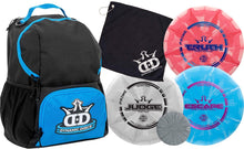 Dynamic Discs Disc Golf Starter Set plus Backpack