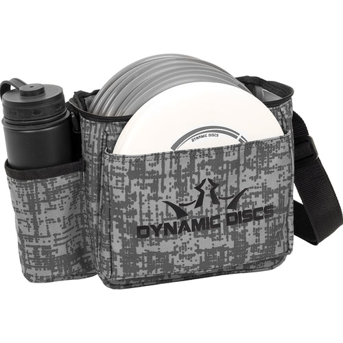 Dynamic Discs Cadet Disc Golf Bag - Genome Grey