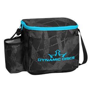 Dynamic Discs Cadet Disc Golf Bag - Genome Black