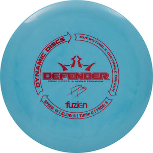 Dynamic Discs BioFuzion Defender Disc Golf Driver