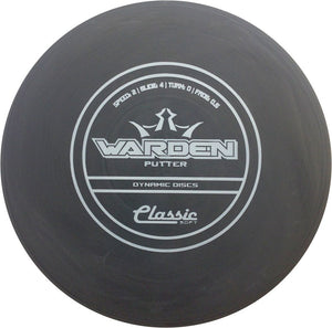 Dynamic Discs Classic Soft Warden Disc Golf Putter