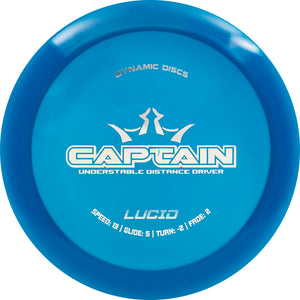 Dynamic Discs Lucid Captain