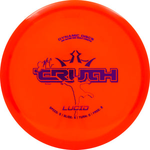 Dynamic Discs Lucid EMAC Truth Disc Golf Midrange