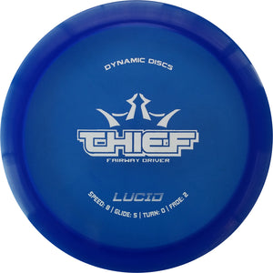 Dynamic Discs Lucid Thief Disc Golf Fairway Driver