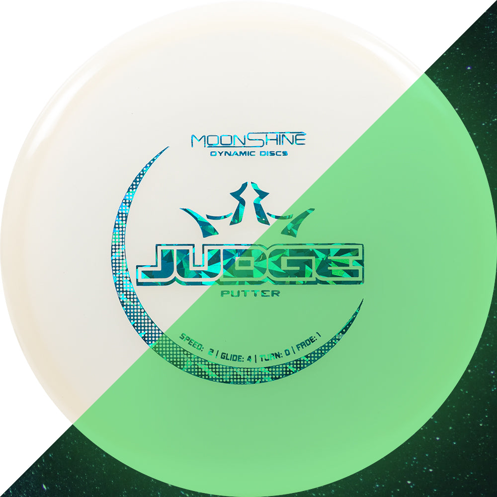 Dynamic Discs Moonshine Judge