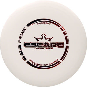 Dynamic Discs Prime Escape Disc Golf Driver