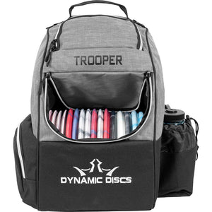 Dynamic Discs Trooper Backpack in Grey