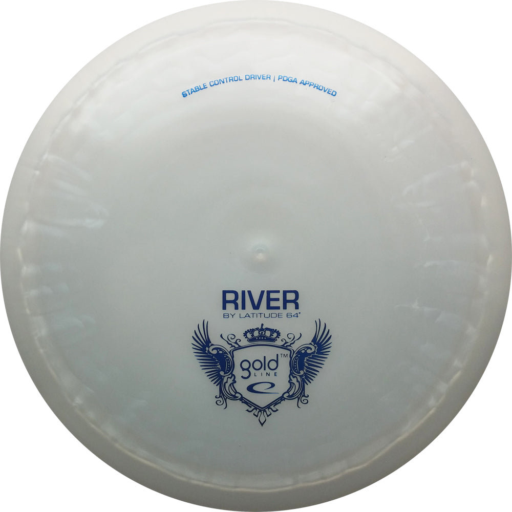 Latitude 64° Gold River Disc Golf Fairway Driver