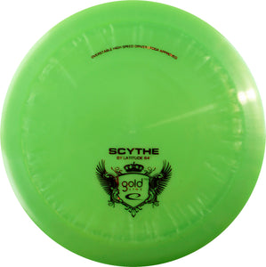 Latitude 64° Gold Scythe Disc Golf Driver