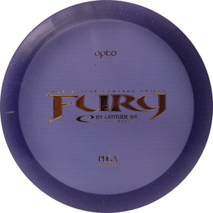 Latitude 64° Opto Fury Disc Golf Fairway Driver