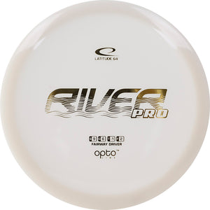 Latitude 64° Opto River Pro Disc Golf Fairway Driver