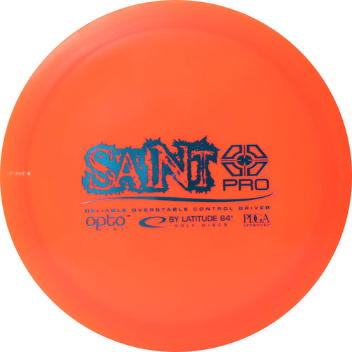 Latitude 64° Opto Saint Pro Disc Golf Fairway Driver