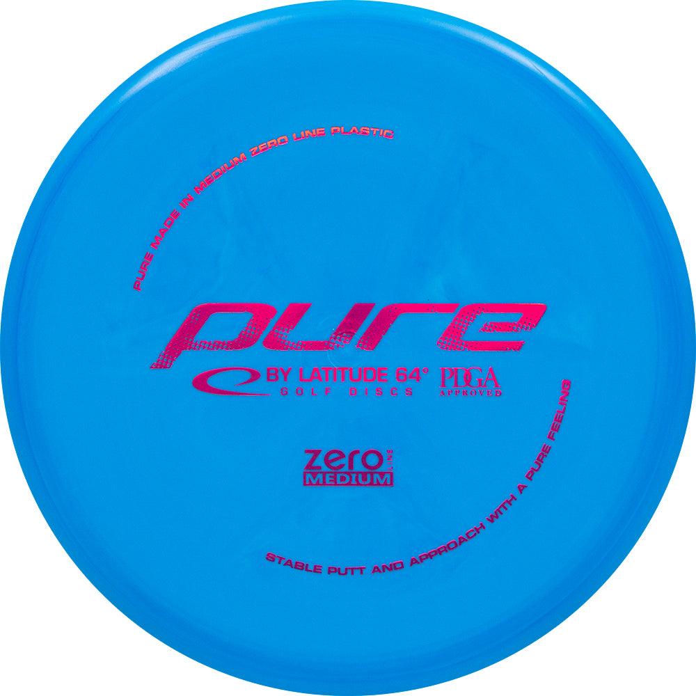 Latitude 64° Zero Medium Pure Disc Golf Putter