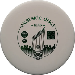 Westside Discs BT Hard Harp Disc Golf Putter