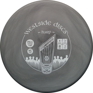 Westside Discs BT Soft Harp Disc Golf Putter