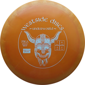 Westside Discs Tournament Underworld Disc Golf Fairway Driver
