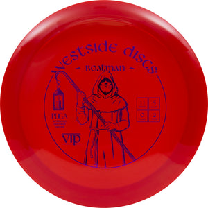 Westside Discs VIP Boatman Disc Golf Distance Driver