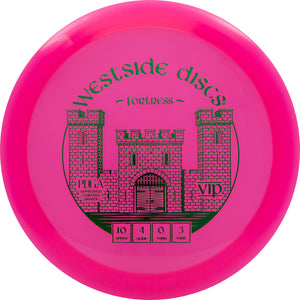 Westside Discs VIP Fortress Disc Golf Fairway Driver