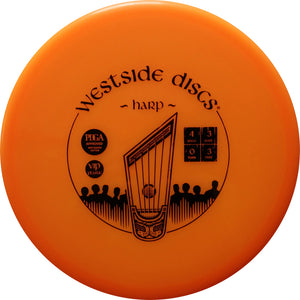 Westside Discs VIP Harp Disc Golf Putter