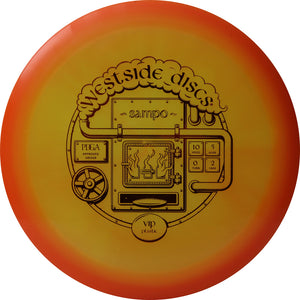 Westside Discs VIP Sampo Disc Golf Distance Driver