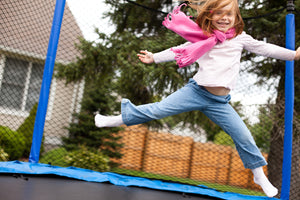 4 Health Benefits of Trampolines