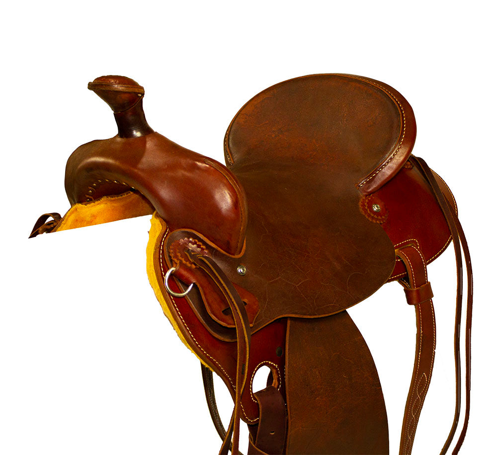 "A1611 Saddle All-Around - 16.5"" Seat"