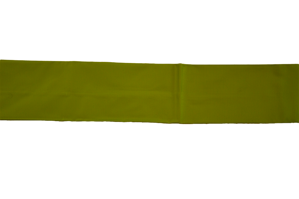 Trampoline Enclosure Vinyl Pole Sleeves x 8 [Avocado Green]