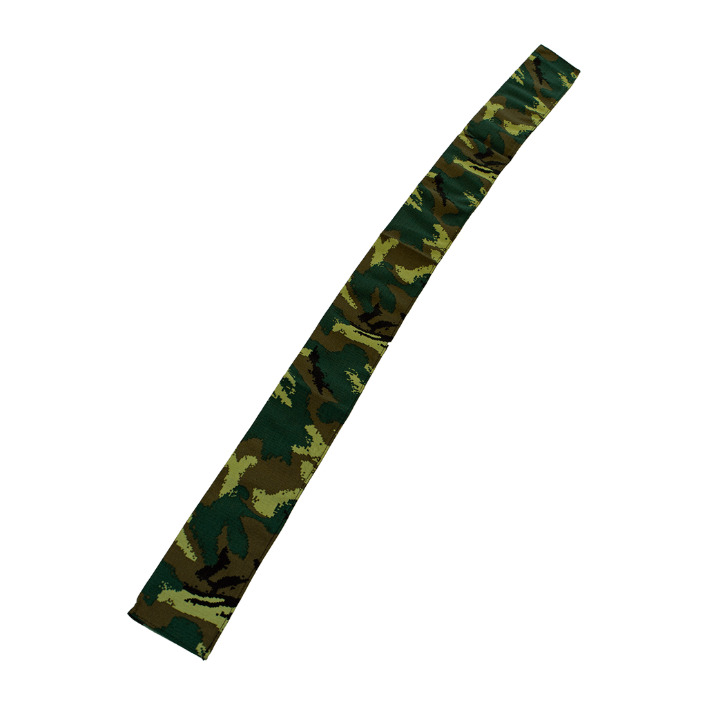 Trampoline Enclosure Vinyl Pole Sleeves x 8 [Camouflage]
