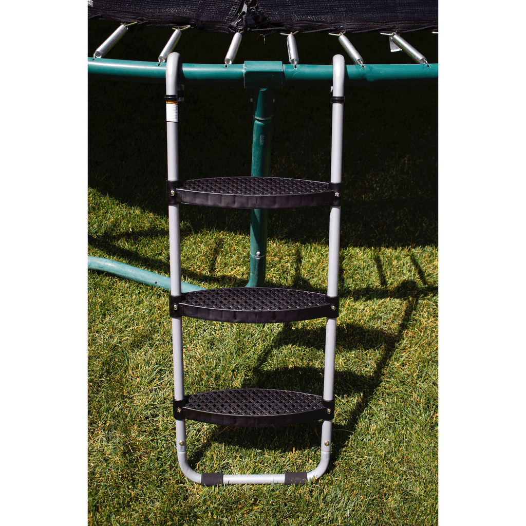 Trampoline Ladder 3-Step with Safety Latch