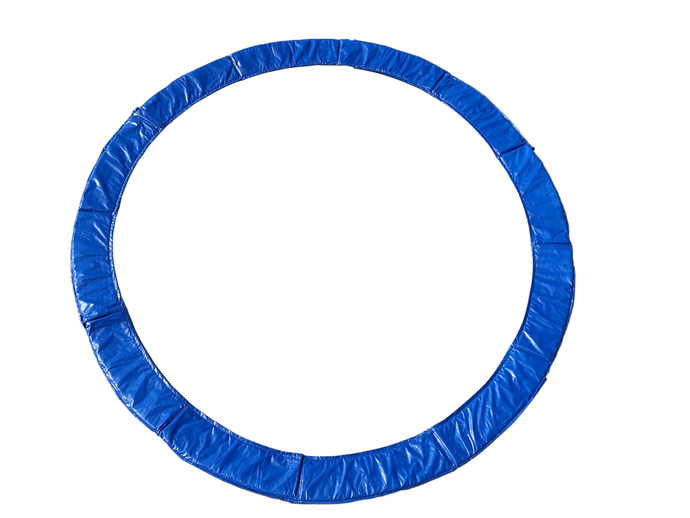 12ft Trampoline Pad, 6 Pole Slits - Blue