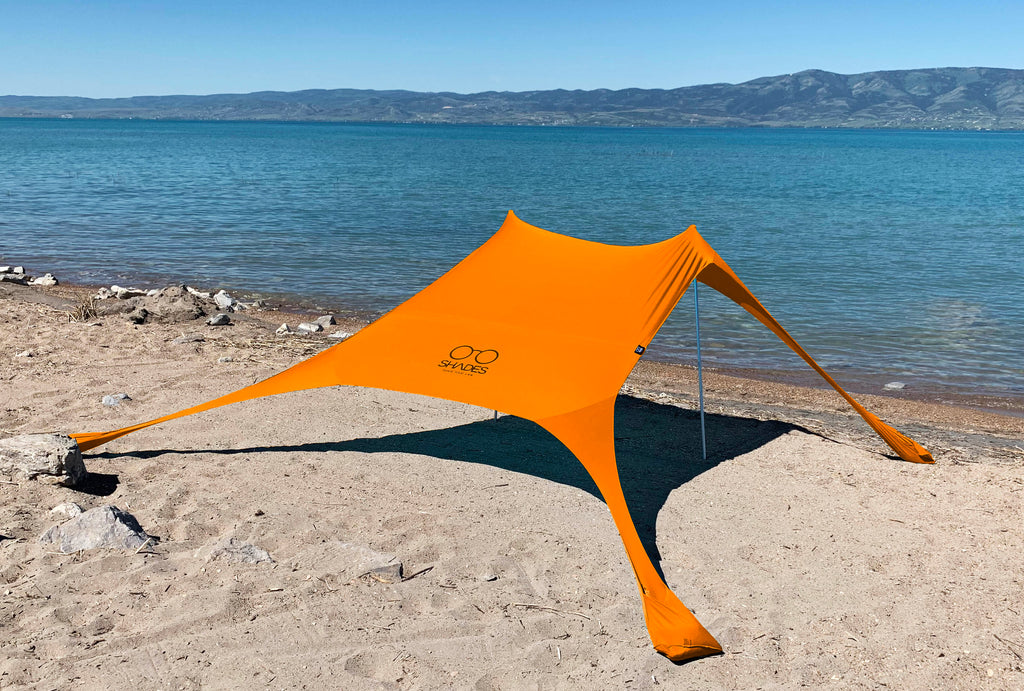 Shades Beach Shelter | Sun Shade (Multiple Colors)