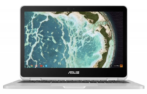 ASUS Chromebook Flip 12.5-inch Touchscreen Convertible Chromebook