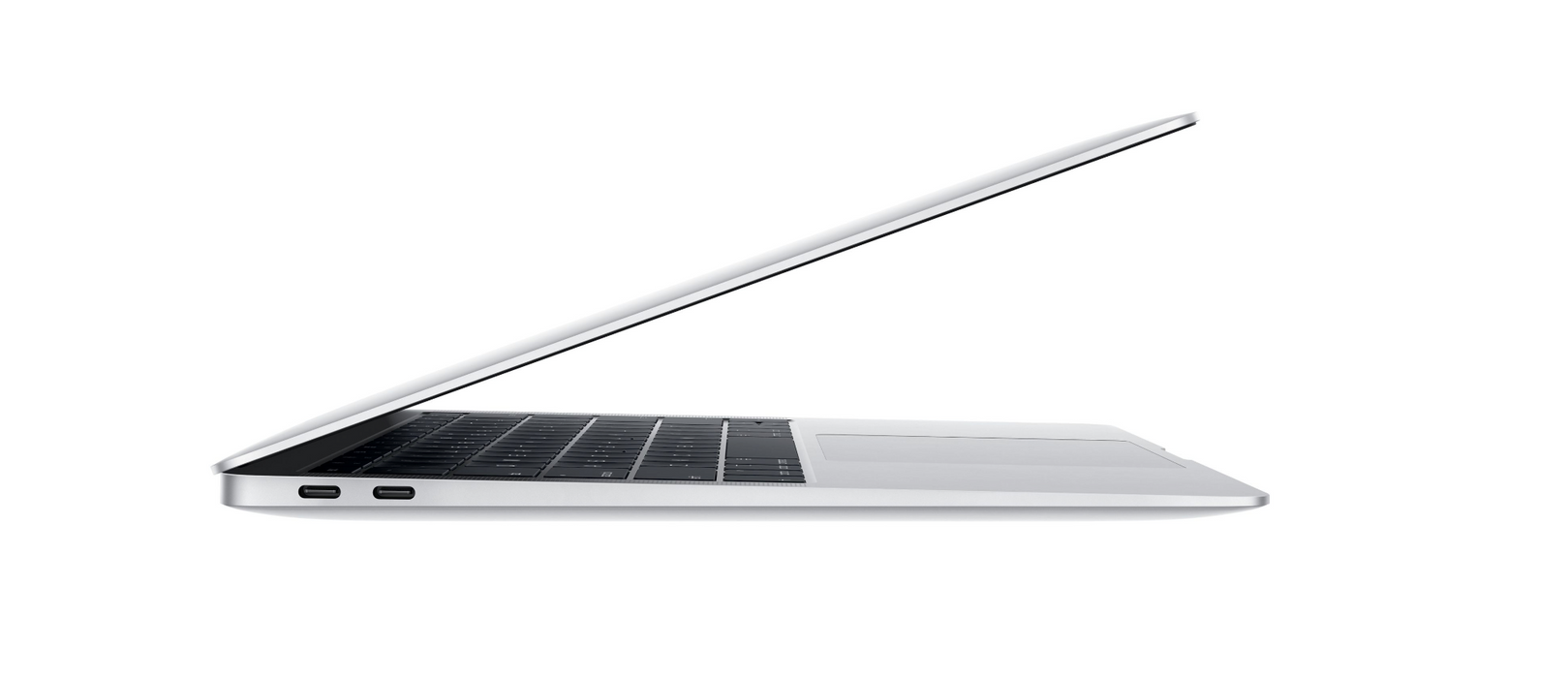 13-inch MacBook Air - Silver - Apple