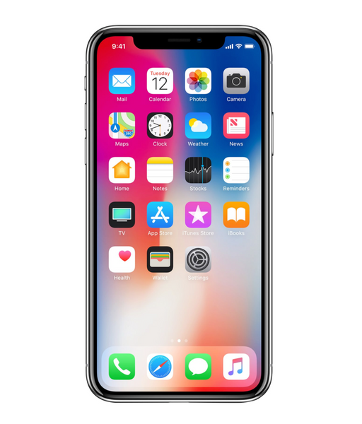 iPhone X - 256GB - Unlocked - GSM - Apple